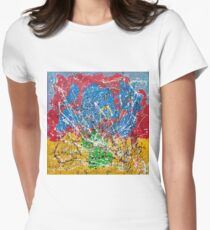 Frequency Abstract by Masko7 T-Shirt