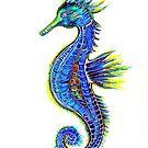 Sea Horse by Linda Callaghan