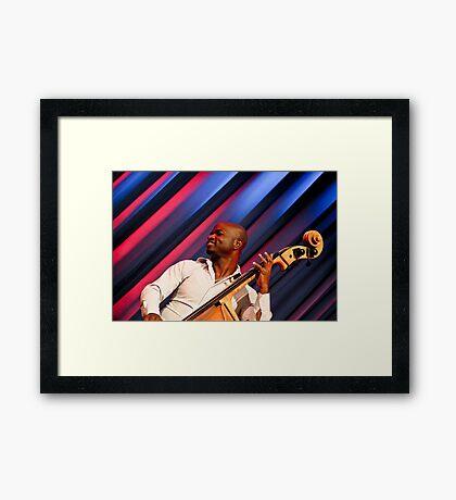 Richie Goods Framed Print