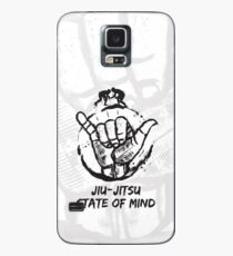 Jiu-Jitsu state of mind Case/Skin for Samsung Galaxy