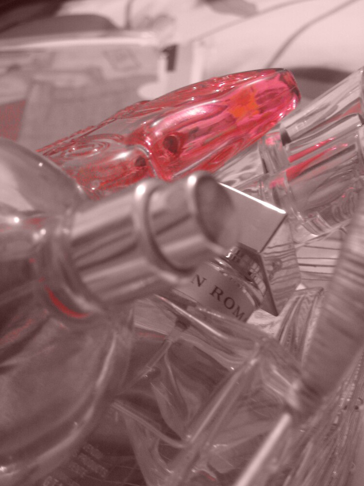 Pink Perfumery by justineb