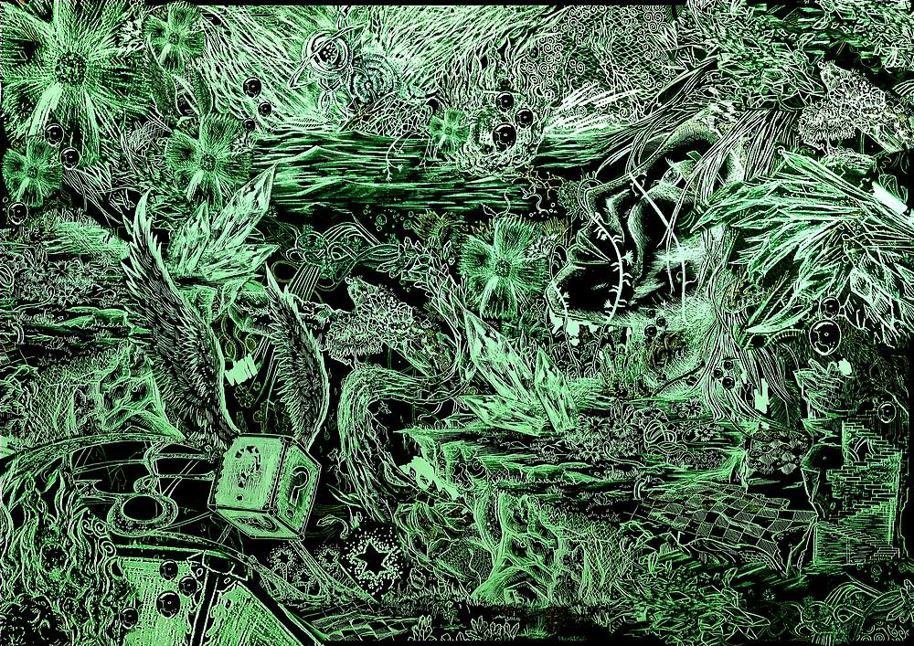green by Alex Penderis