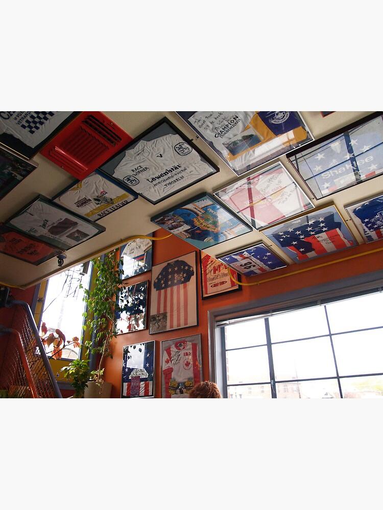 DGN Ceiling Jerseys II by JandMPhoto