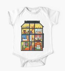 Vintage Doll House Kids Clothes