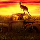 Outback by Cliff Vestergaard