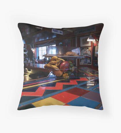 DGN Counter II Throw Pillow