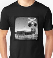 Stop on Red - Through The Viewfinder (TTV) Unisex T-Shirt