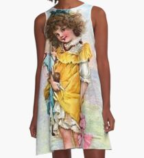 My Dollies and Me A-Line Dress