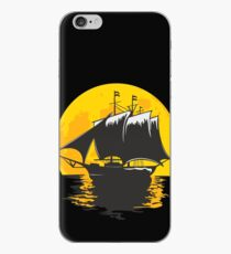 SAILING BOAT IN THE MOONLIGHT iPhone Case