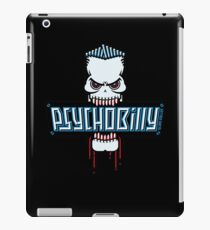 Psychobilly Skull iPad Case/Skin