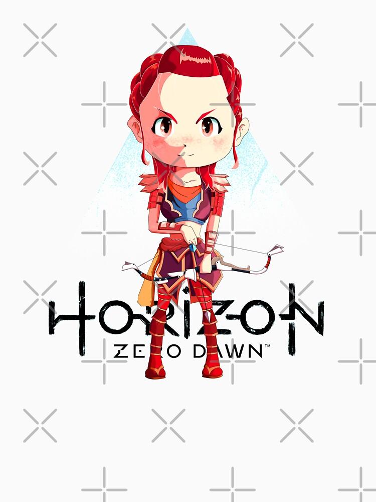 horizon zero dawn von patricklane11