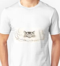 The Cheshire Cat by Arthur Rackham Unisex T-Shirt