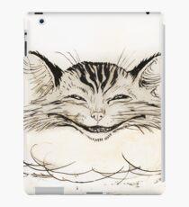 The Cheshire Cat by Arthur Rackham iPad Case/Skin
