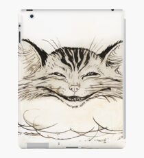 The Cheshire Cat by Arthur Rackham iPad Case/Skin