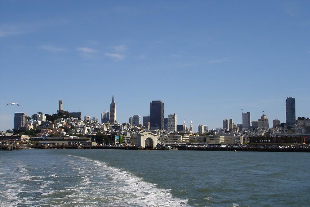 San Francisco by Jo Long