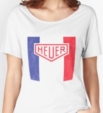 Tag Heuer Porsche 911 Livery Style  Women's Relaxed Fit T-Shirt