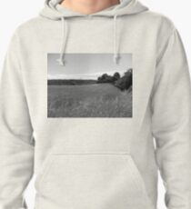 Millport Fields, Scotland. West Coast, off  the Isle of Cumbrae Pullover Hoodie