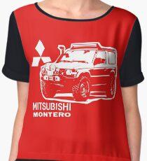 Mitsubishi Montero 4x4 Chiffon Top