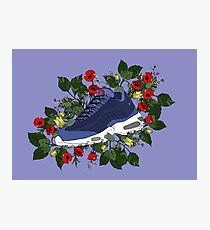 Spring Sneakers Photographic Print