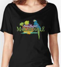 Jimmy Buffett Margaritaville Women's Relaxed Fit T-Shirt