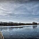 Still cold outside by Kurt  Tutschek