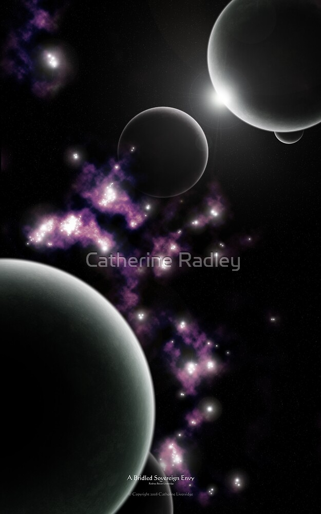 A Bridled Sovereign Envy by Catherine Radley (Liversidge)