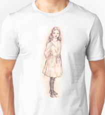 Alice in Wonderland sketch by Arthur Packham Unisex T-Shirt
