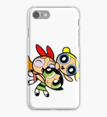Powerpuff!  iPhone Case/Skin