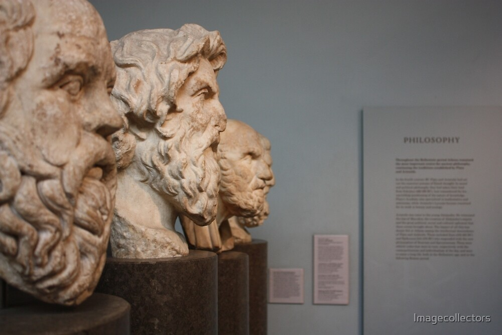 Scenes from Museum by Imagecollectors
