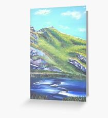 Dovedale Greeting Card