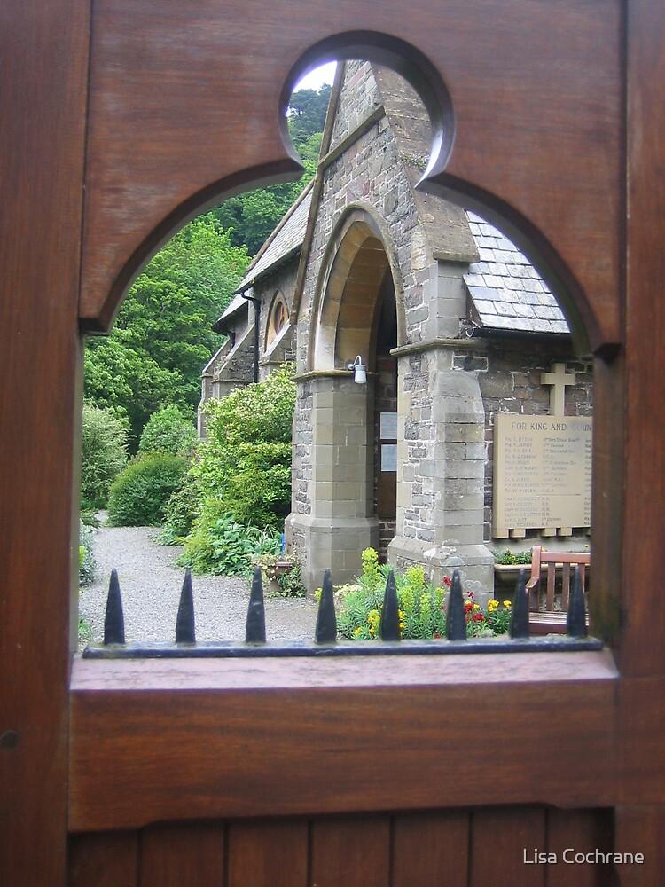 Through the Gate by Lisa Cochrane