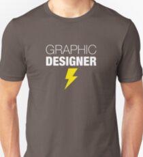 Graphic Designer's Thunderstrike T-Shirt