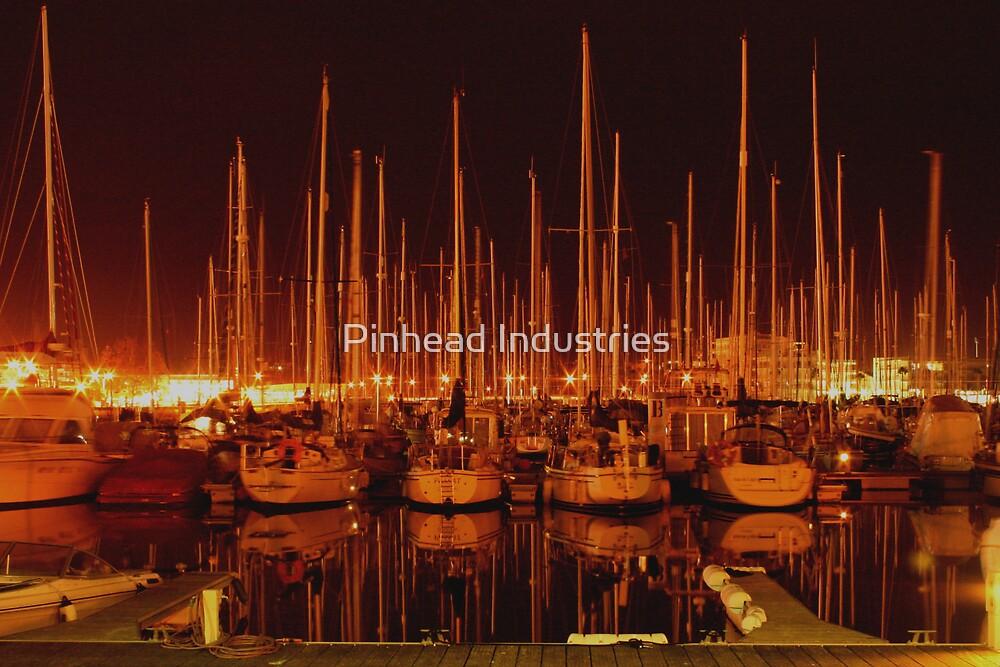 LAGOS MARINA by Pinhead Industries