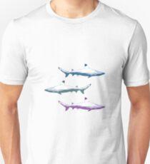 Shark tales Unisex T-Shirt