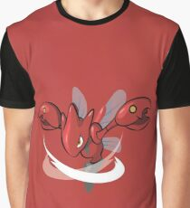 Scizor Pokémon Graphic T-Shirt