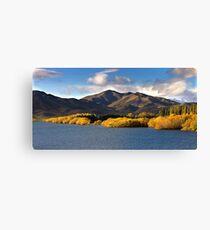1395 Lake Wataki Canvas Print
