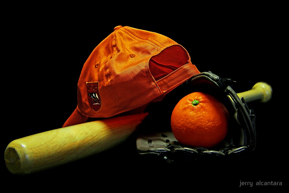 Orange Fun by jerry  alcantara