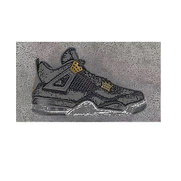 Jordan 4 Royalty by spudman117