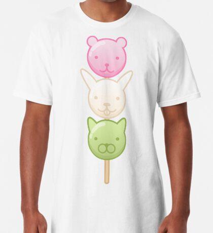 Cute Dango Long T-Shirt