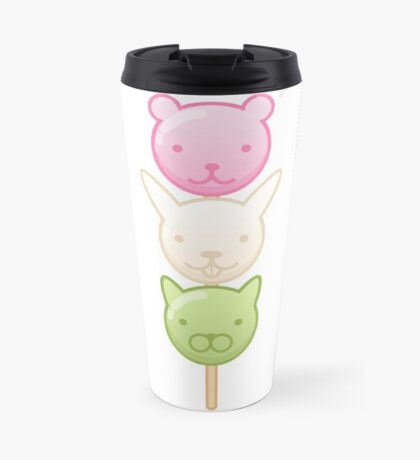 Cute Dango Travel Mug