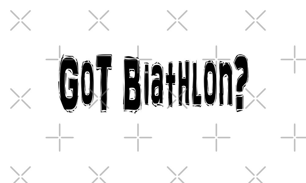 Biathlon by greatshirts