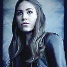 Agent Elena Rodriguez by lorelei84