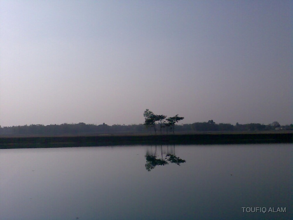 Alone!!! by TOUFIQ ALAM