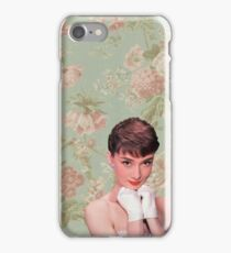 Effervescent Audrey iPhone Case/Skin