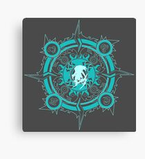 Ixion Fayth Canvas Print