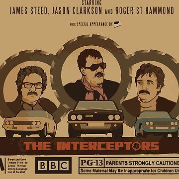 "Top Gear ""The Interceptors"" Retro by TopGearbox"