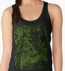 Small leaves.  Women's Tank Top