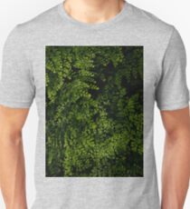Small leaves.  Unisex T-Shirt