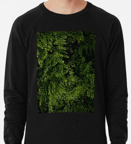 Kleine Blätter. Leichter Pullover