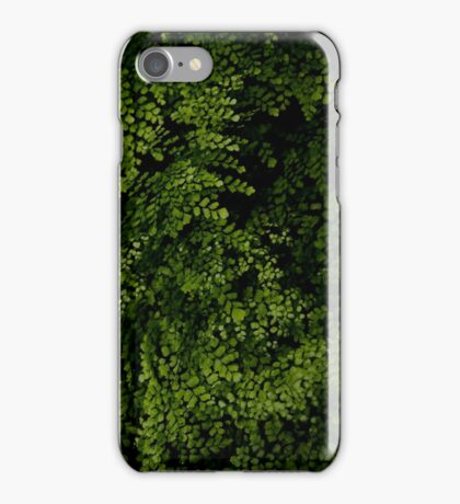 Small leaves.  iPhone Case/Skin
